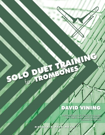 SOLO TRAINING DUETS for Trombones
