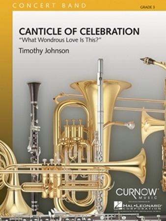 CANTICLE OF CELEBRATION (score & parts)