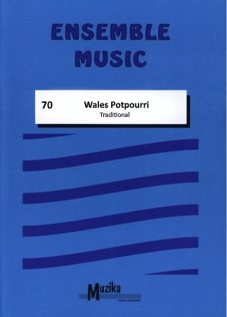 WALES POTPOURRI (score & parts)