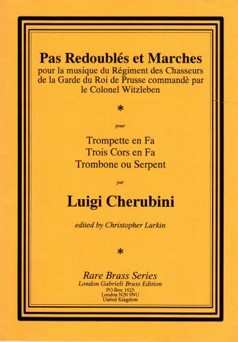 PAS REDOUBLES ET MARCHES (score & parts)