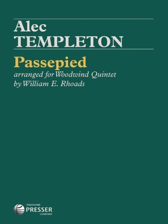 PASSEPIED (score & parts)
