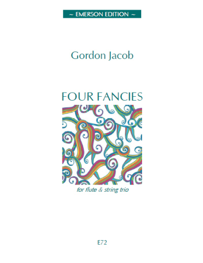 FOUR FANCIES (score & parts)