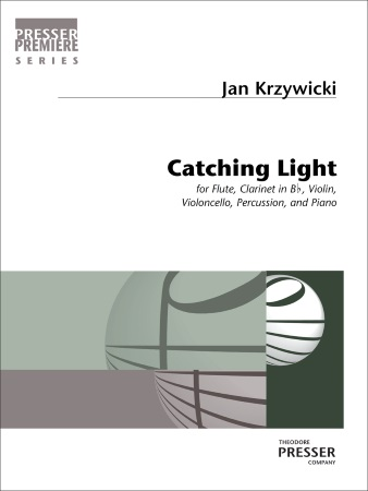 CATCHING LIGHT (score)