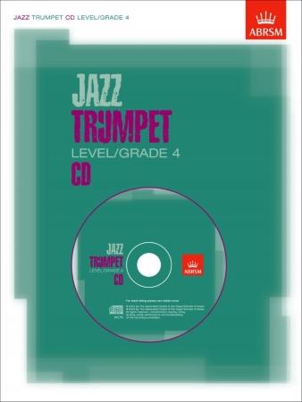 JAZZ TRUMPET CD Grade 4