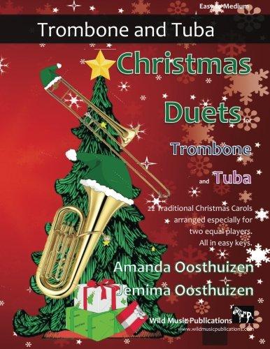 CHRISTMAS DUETS for Trombone & Tuba