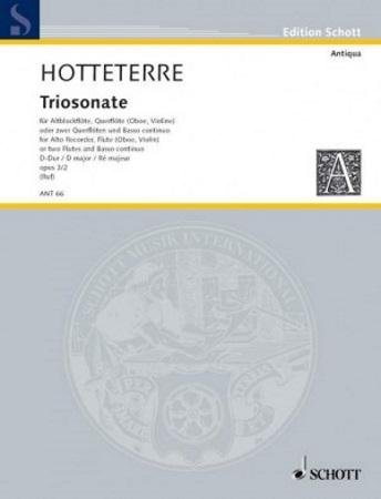 TRIO SONATA in D Op.3/2