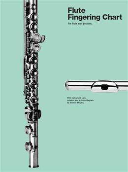 FLUTE FINGERING CHART Flute & Piccolo