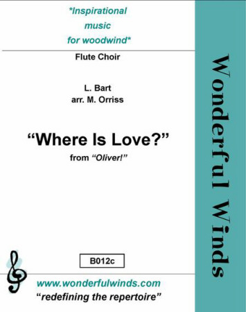 WHERE IS LOVE? from Oliver