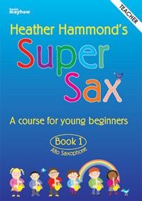 SUPER SAX Book 1 Teacher Book