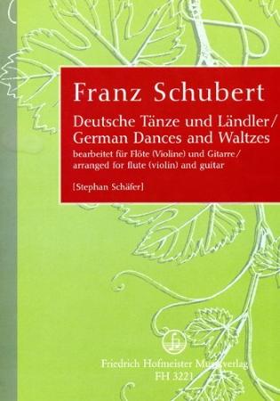 GERMAN DANCES & WALTZES