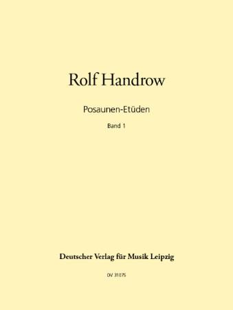 POSAUNEN-ETUDEN Volume 1