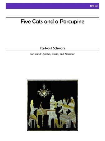 FIVE CATS AND A PORCUPINE score & parts