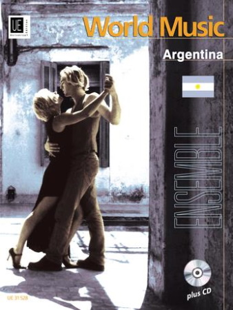 WORLD MUSIC: Argentina + CD