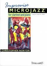IMPROVISE MICROJAZZ CLARINET