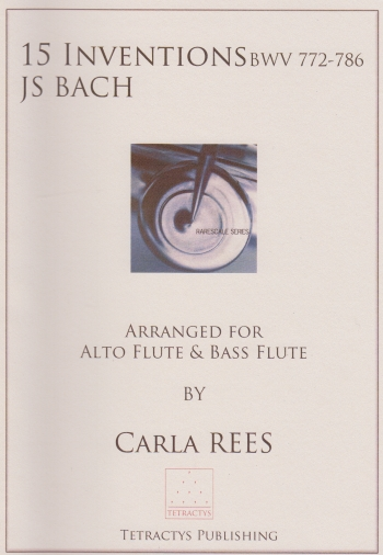 15 INVENTIONS BWV 772-786