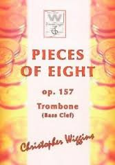 PIECES OF EIGHT Op.157 (Bass Clef)