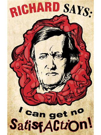 FRIDGE MAGNET Richard Wagner