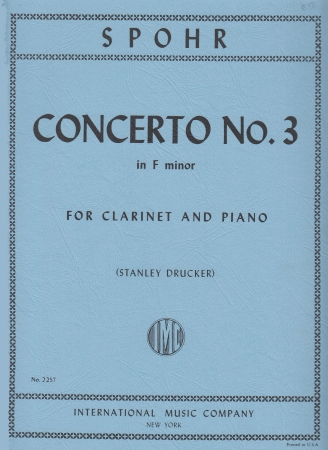 CONCERTO No.3 in F minor