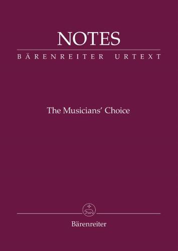 BARENREITER NOTES Beethoven Aubergine