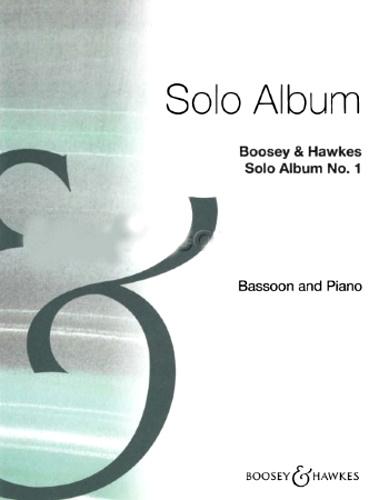 SOLO ALBUM No.1