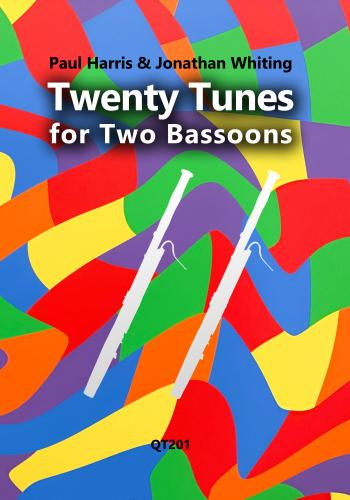 TWENTY TUNES for Two Bassoons