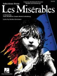 LES MISERABLES Selection