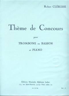 THEME DE CONCOURS