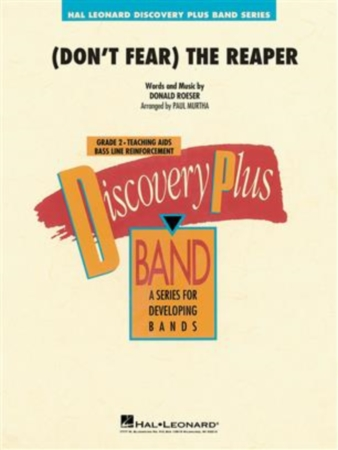 (DON'T FEAR) THE REAPER (score & parts)