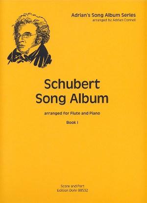 SCHUBERT SONG ALBUM Book 1