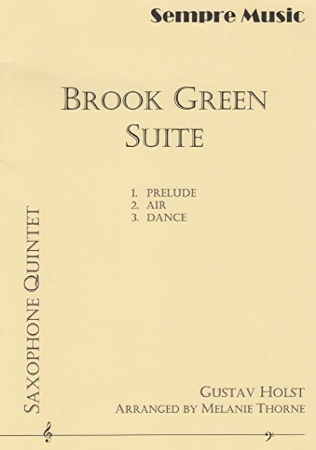 BROOK GREEN SUITE