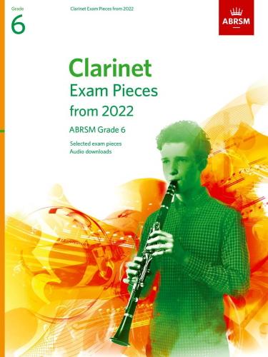 CLARINET EXAM PIECES From 2022 Grade 6