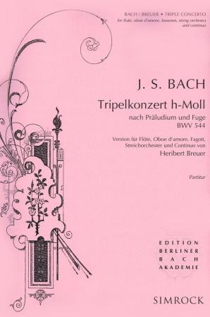 TRIPLE CONCERTO in B minor