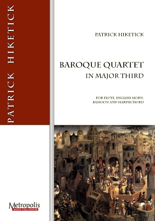 BAROQUE QUARTET IN MAJOR THIRD