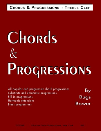 CHORDS & PROGRESSIONS Treble Clef Edition