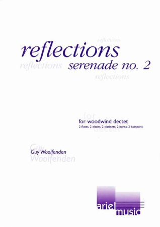 REFLECTIONS Serenade No.2 (score & parts)
