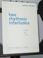 TWO RHYTHMIC INTERLUDES