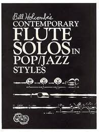 CONTEMPORARY FLUTE SOLOS in Pop/Jazz Styles CD