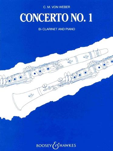 CLARINET CONCERTO No.1 in F minor Op.73