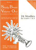 STUDY BRASS Volume 1