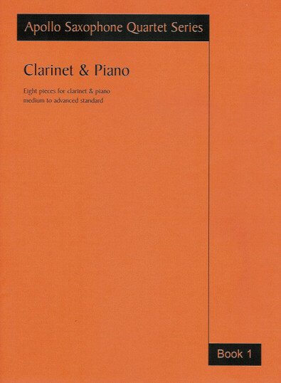 CLARINET AND PIANO Book 1
