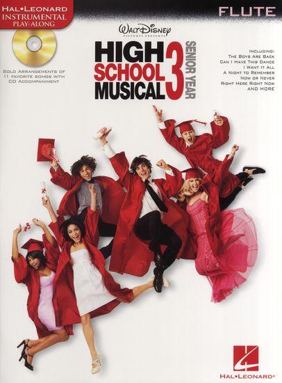 HIGH SCHOOL MUSICAL 3 Senior Year + CD