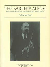 THE BARRERE ALBUM