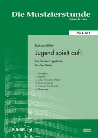 JUGEND SPIELT AUF! easy ensemble pieces
