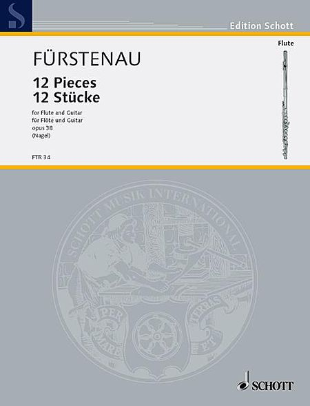 12 STUCKE Op.38