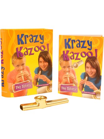 TINY TUTORS Krazy Kazoo