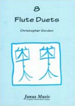 EIGHT FLUTE DUETS