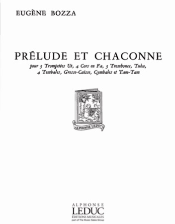 PRELUDE ET CHACONNE