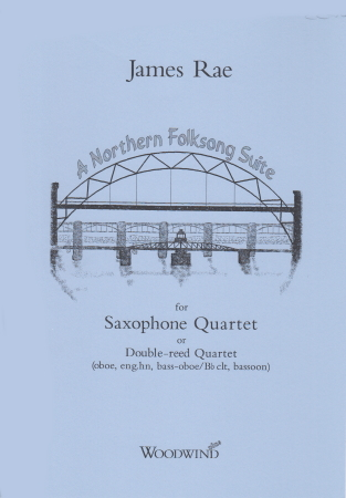 A NORTHERN FOLKSONG SUITE (score & parts)