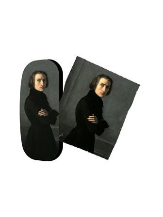 SPECTACLE CASE Liszt (Portrait)
