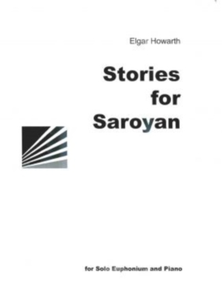 STORIES FOR SAROYAN (treble/bass clef)